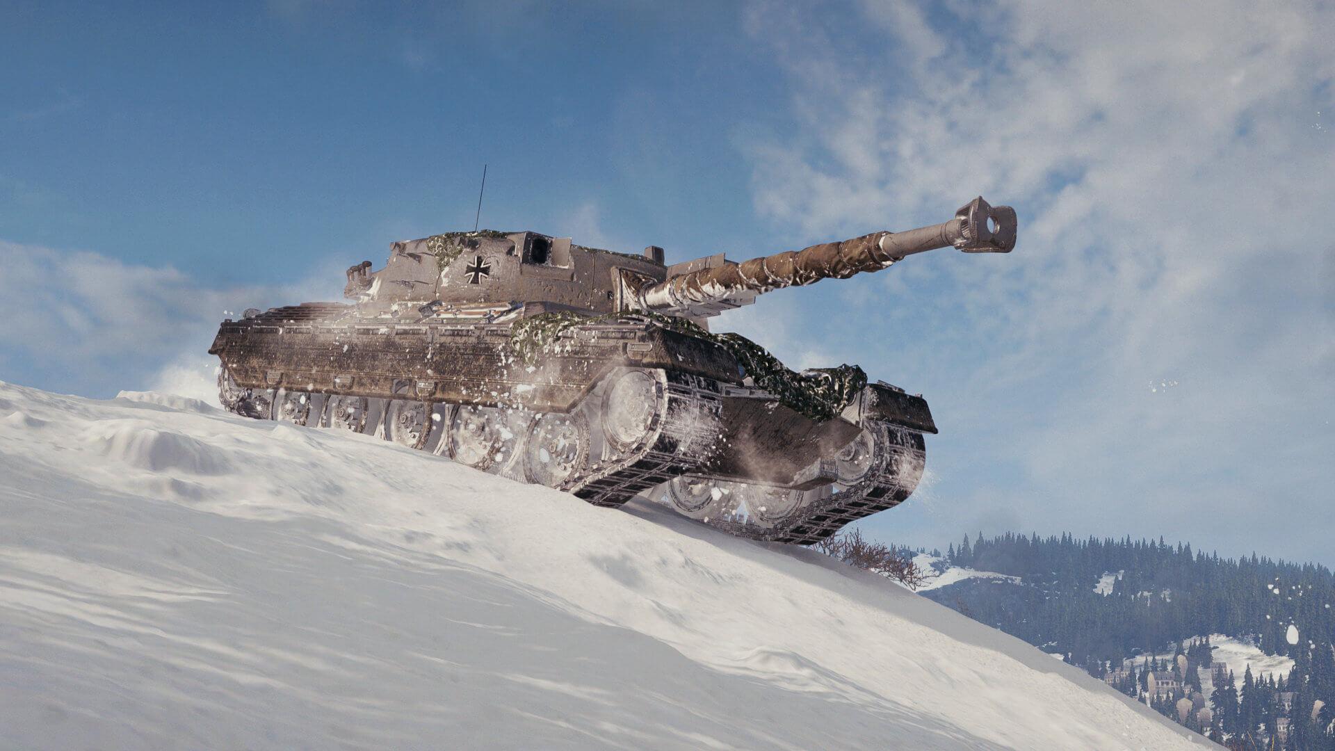 kampfpanzer50t
