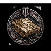 Медаль Халонена