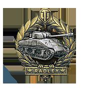 Медаль Рэдли-Уолтерса